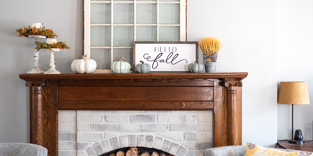 Custom Mantel - The Perfect Option for Your Living Room