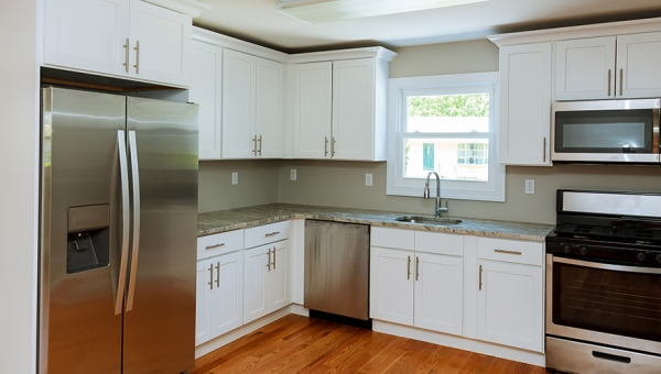 Kitchen Cabinets - The Solution to Your Storage Woes